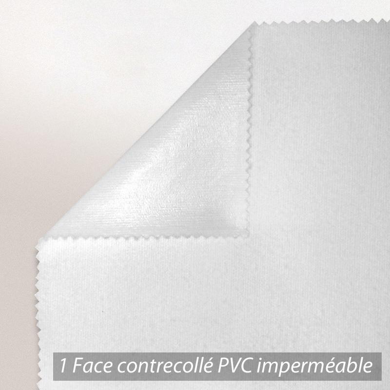 housse de protection oreiller 60x60 Housse de protection d'oreiller imperméable 60x60 Céline Blanc | eBay housse de protection oreiller 60x60