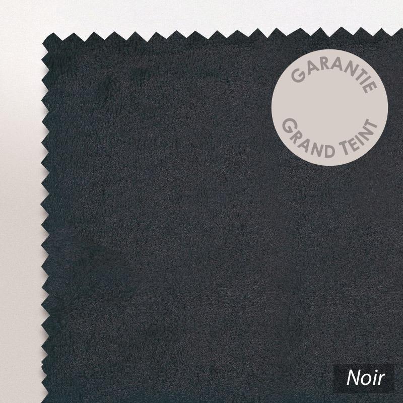Serviette-Invite-33x50-PURE-Noir-550g-m2