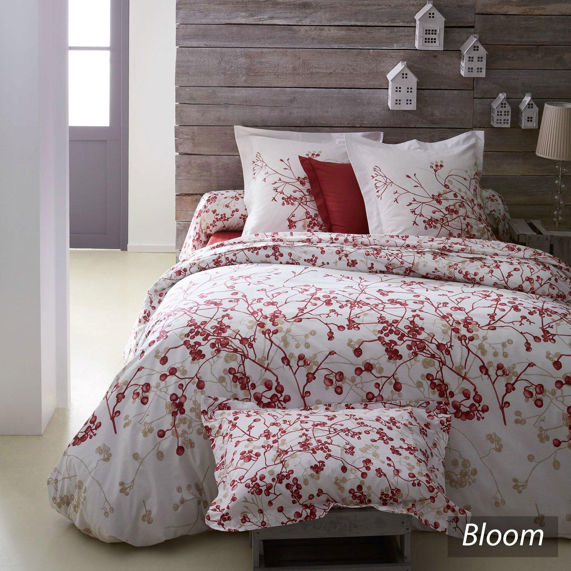 Housse De Couette 300x240 Cm Bloom Linnea Vente De Linge De Maison