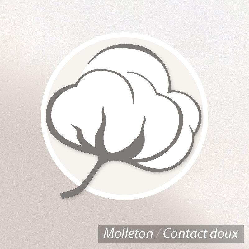 Protege-matelas-absorbant-Antonin-blanc-60x120