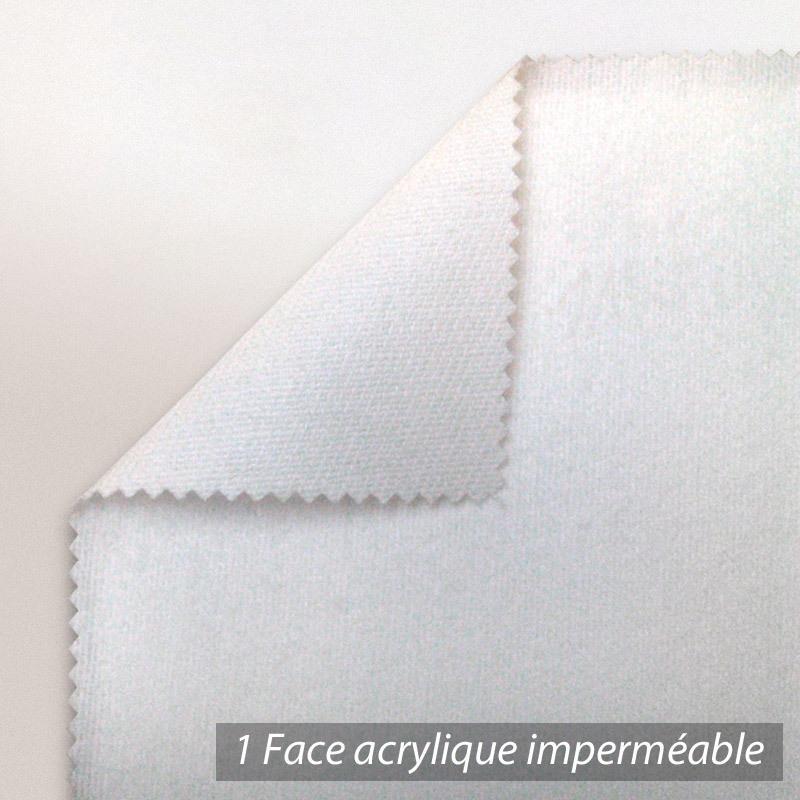prot ge matelas imperm able antony blanc 90x190 linnea linge de maison et. Black Bedroom Furniture Sets. Home Design Ideas
