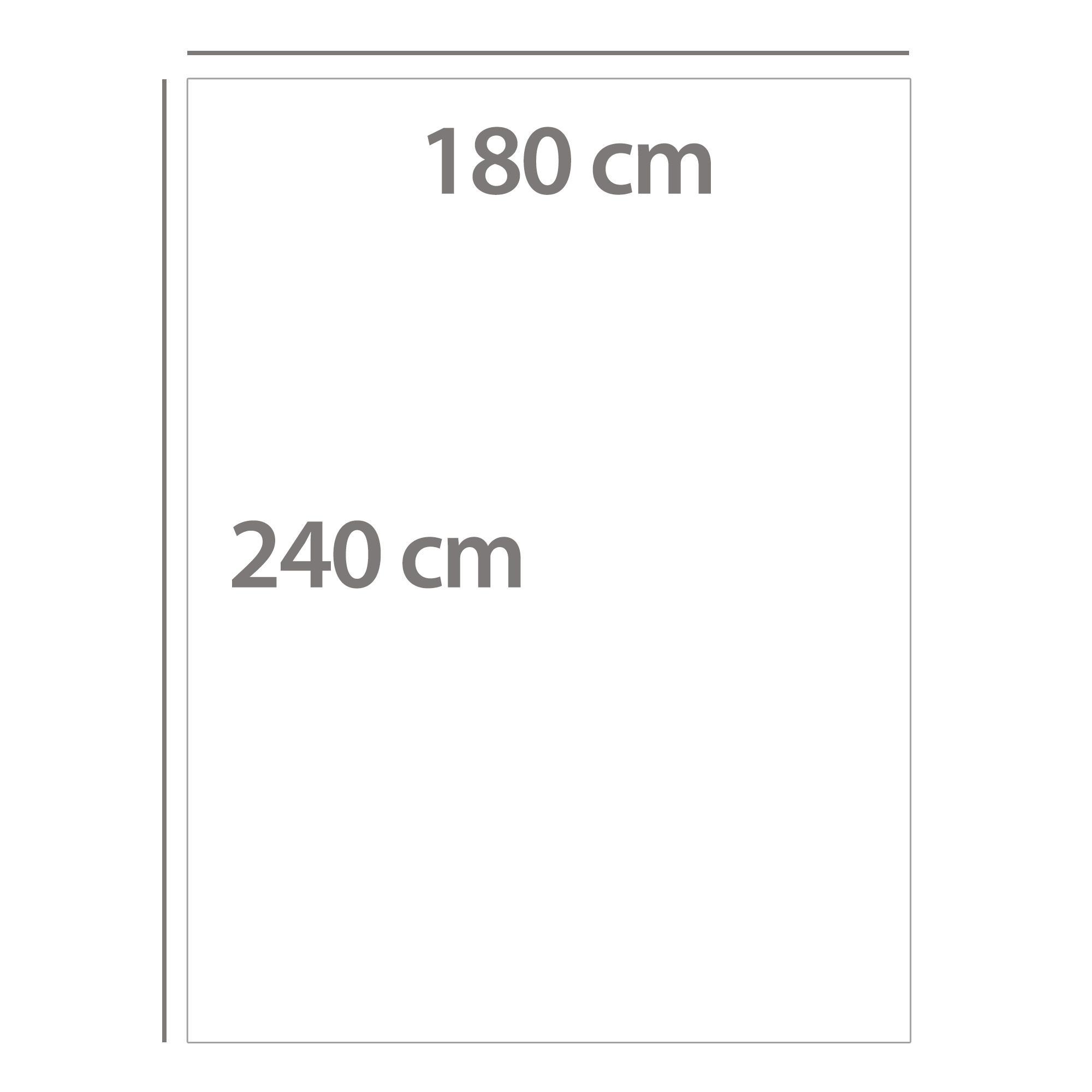 Couverture-polaire-microvelours-180x240-VELVET-Bourgogne-Rouge