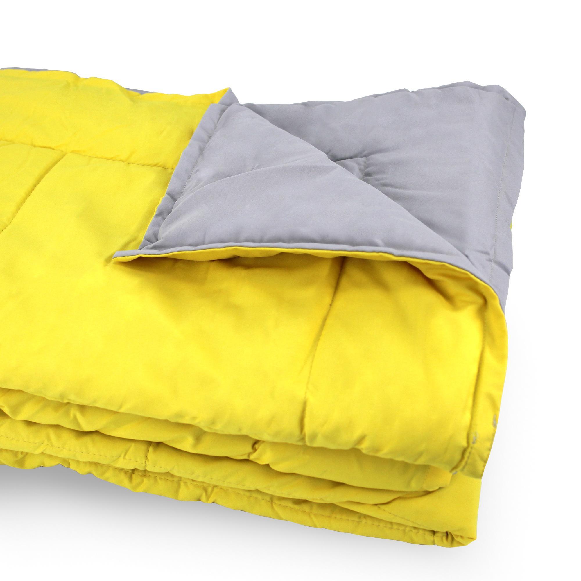 dessus de lit bicolore frisbee 160x240 cm bouton d 39 or perle linnea vente de linge de maison. Black Bedroom Furniture Sets. Home Design Ideas