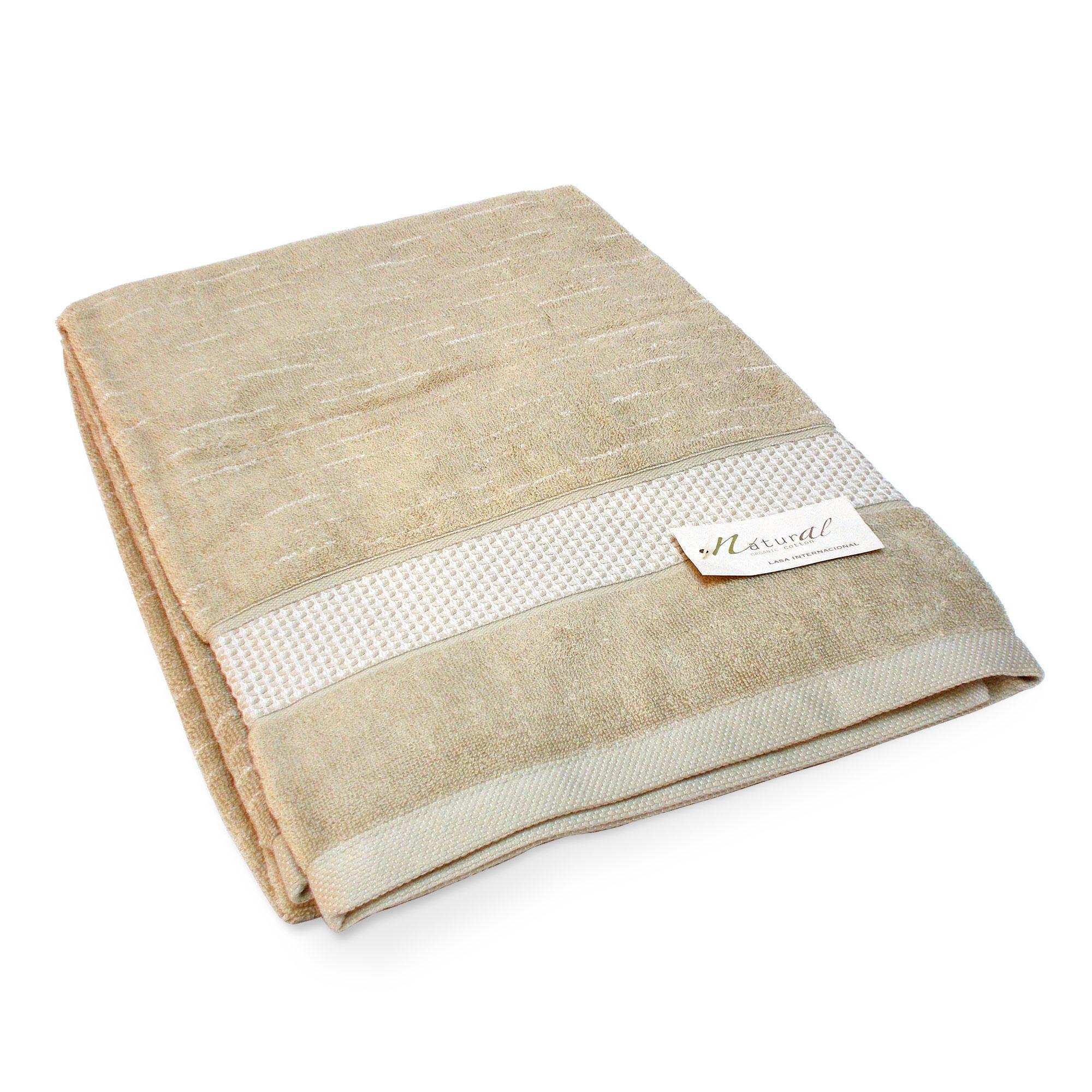 drap de bain 90x200 ficus vert 500g m2 pur coton bio ebay. Black Bedroom Furniture Sets. Home Design Ideas