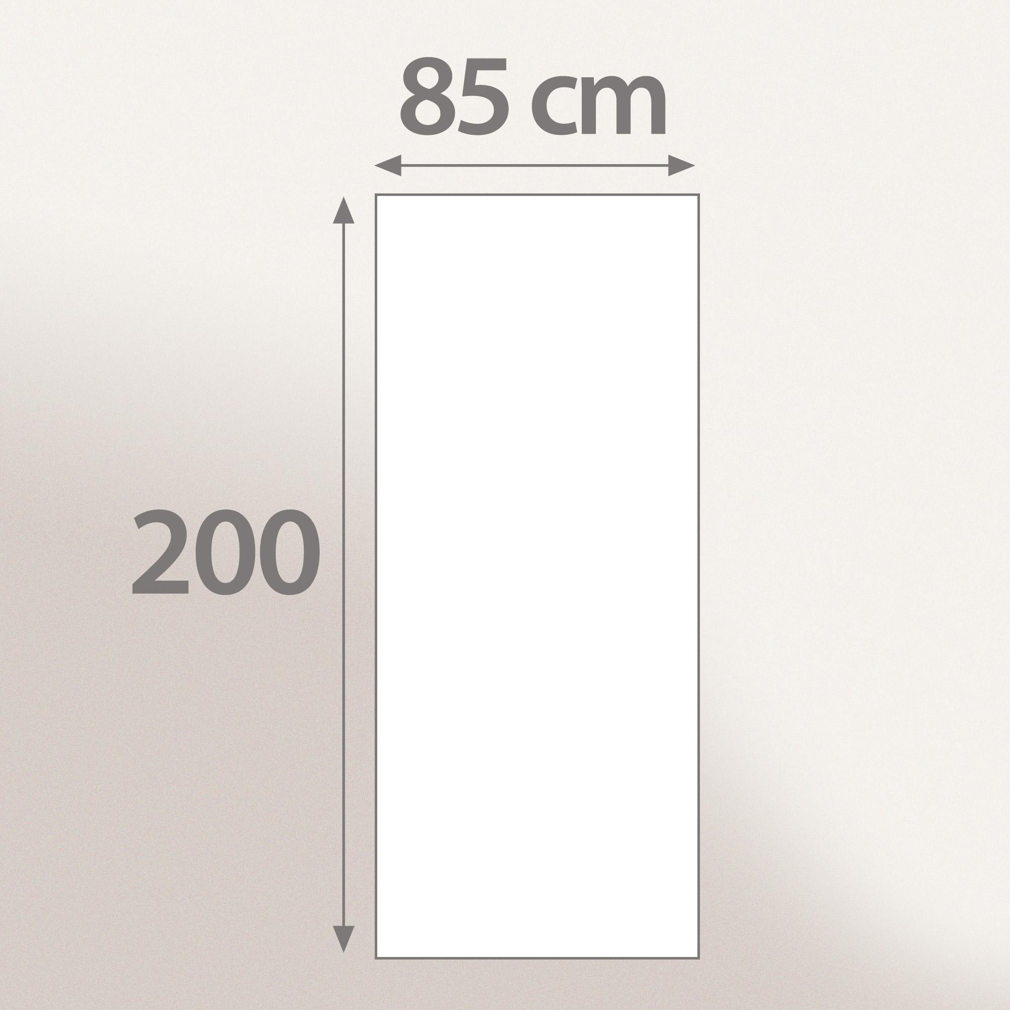 drap de plage 85x200 cm 480 g m katze bleu linnea linge de maison et. Black Bedroom Furniture Sets. Home Design Ideas