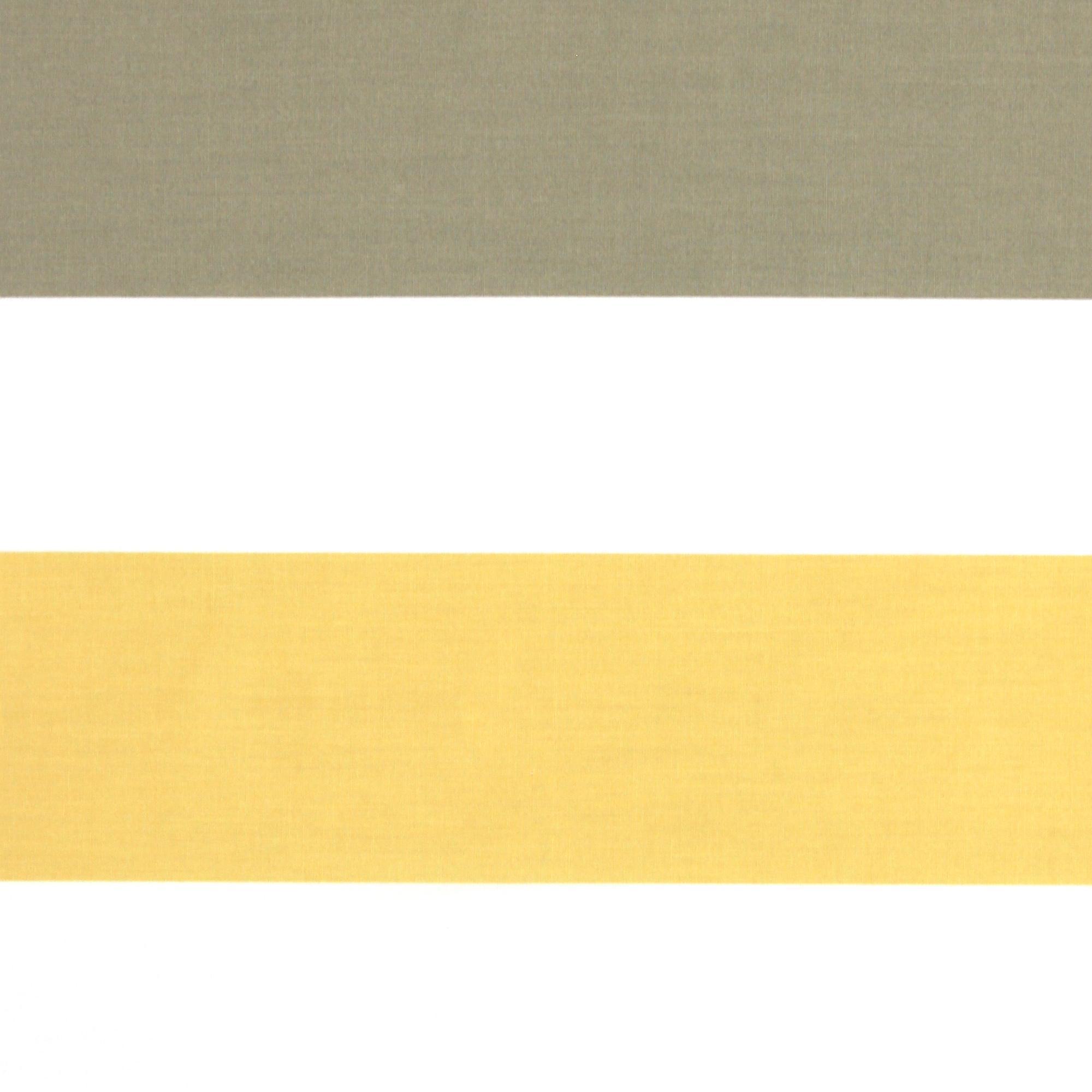 Housse de couette 200x200 percale pur coton stripe narcisse jaune ebay - Housse de couette jaune ...