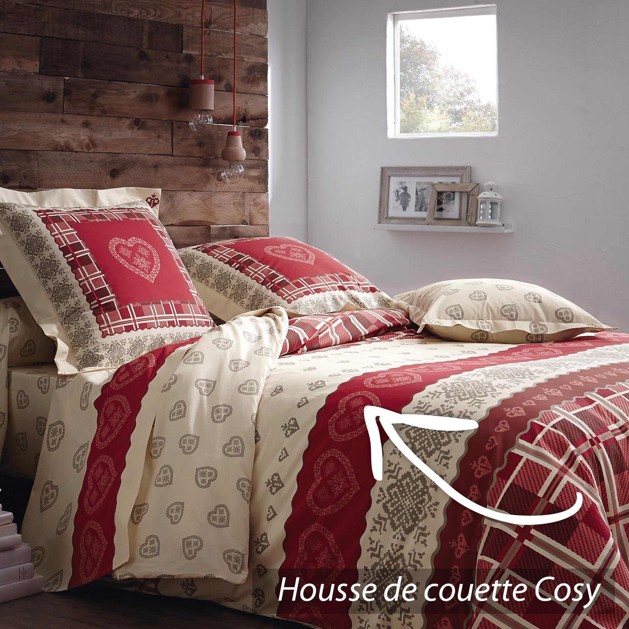 Housse guide d 39 achat for Housse couette vache