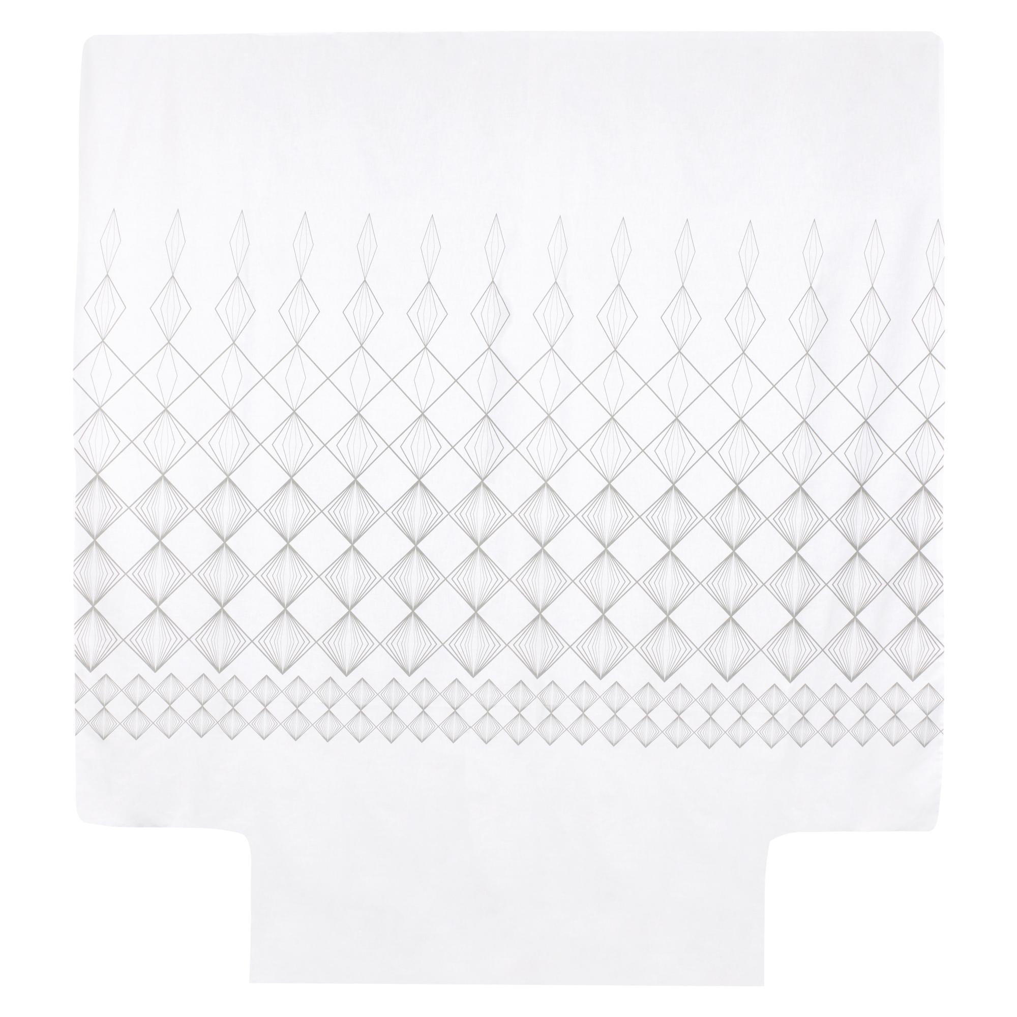 housse de couette 240x220 cm 100 coton forever linnea linge de maison et. Black Bedroom Furniture Sets. Home Design Ideas