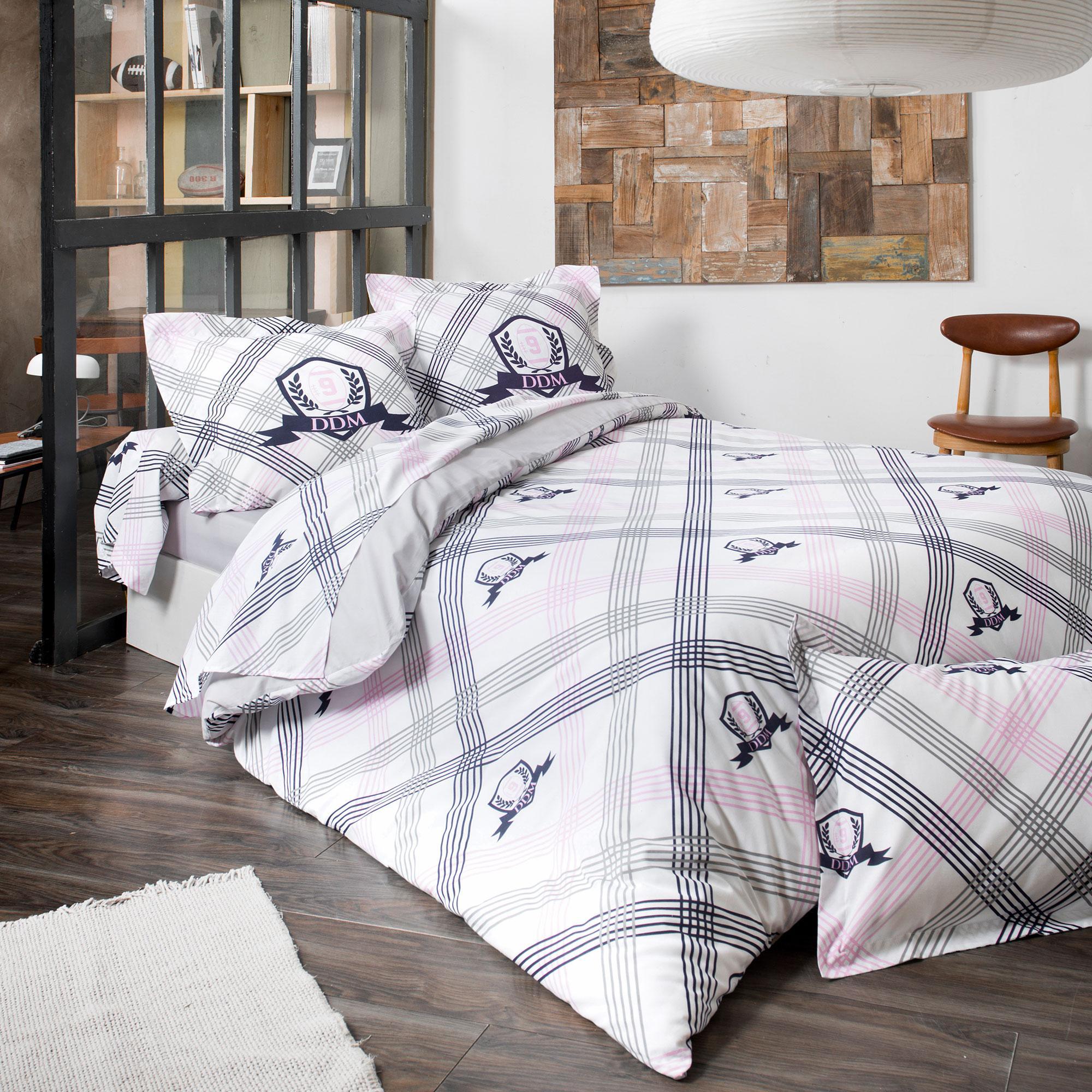 housse de couette 240x220 cm 100 coton jubile blanc linnea vente de linge de maison. Black Bedroom Furniture Sets. Home Design Ideas