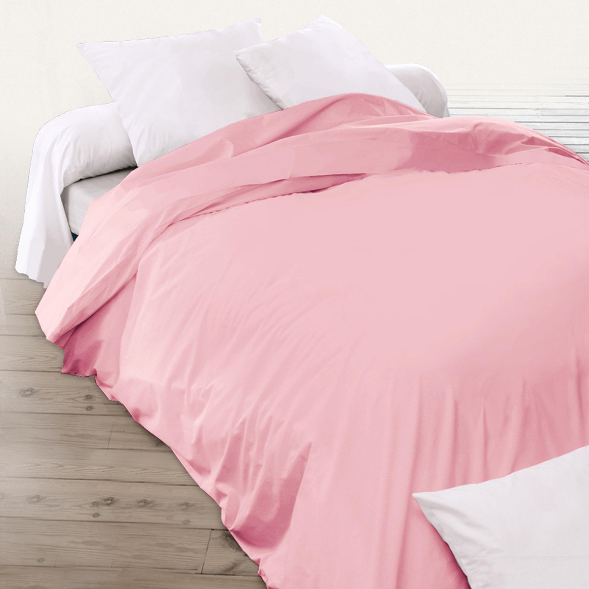 housse de couette uni 280x240 100 coton alto macaron ebay. Black Bedroom Furniture Sets. Home Design Ideas
