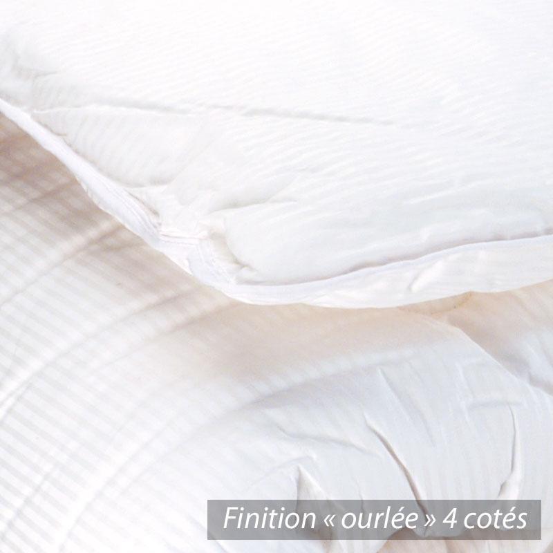 couette 240x220 cm elsa t fibre creuse polyester 200 g m2 linnea vente de linge de maison. Black Bedroom Furniture Sets. Home Design Ideas