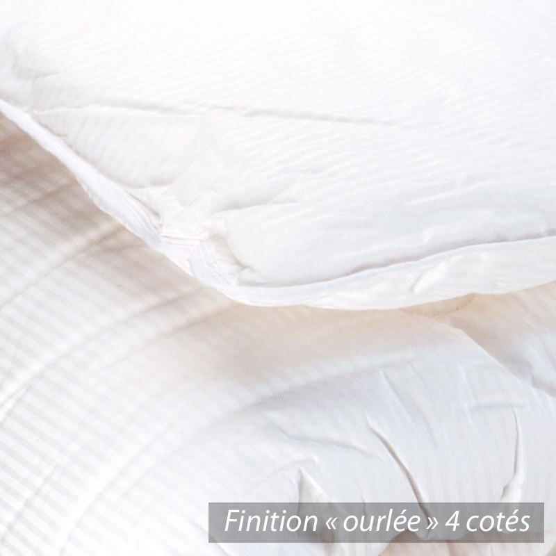couette 240x220 cm elsa hiver fibre creuse polyester 400g. Black Bedroom Furniture Sets. Home Design Ideas