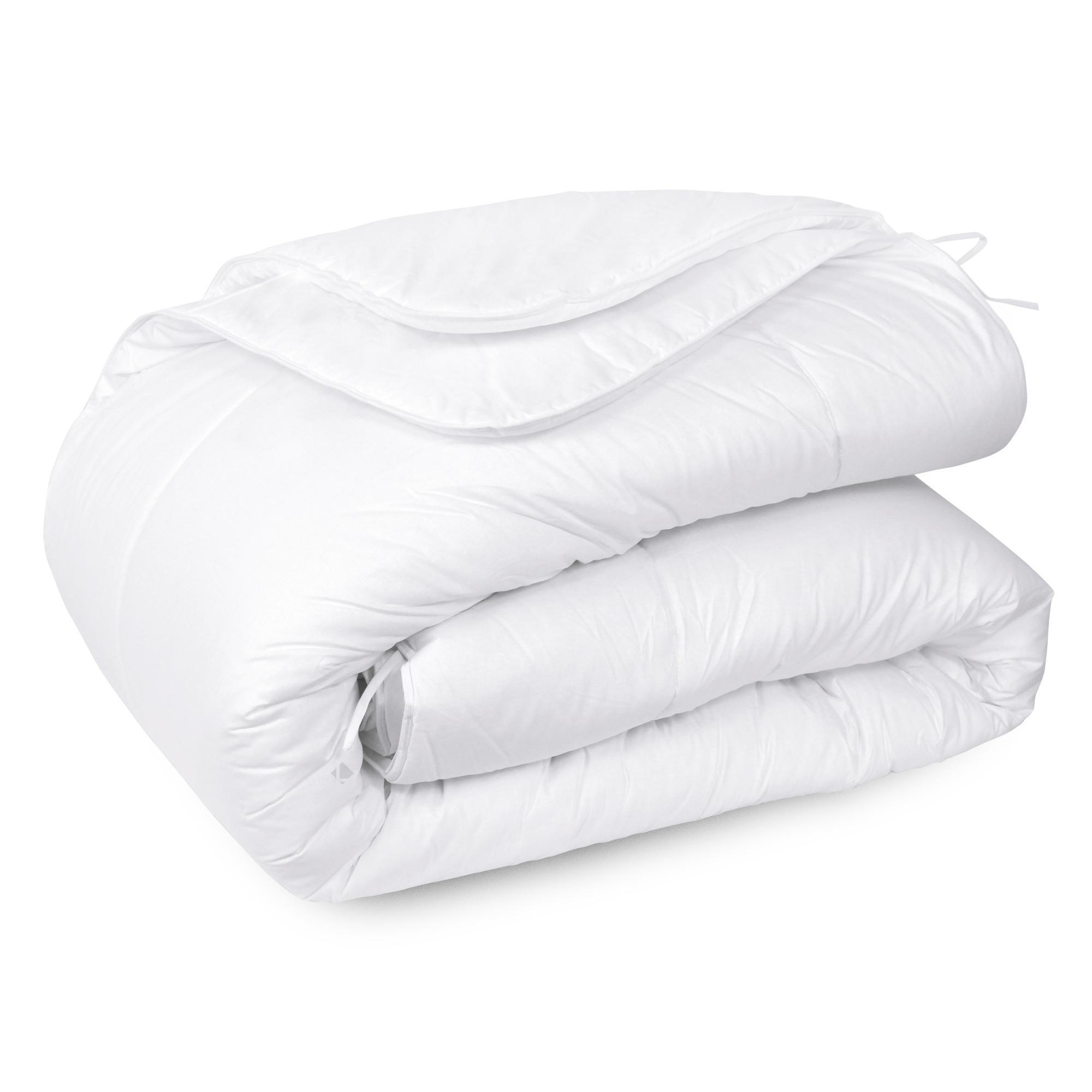 couette 280x240 cm elsa 4 saisons 200 g m2 300 g m2 500 g m2 fibre creuse polyester. Black Bedroom Furniture Sets. Home Design Ideas