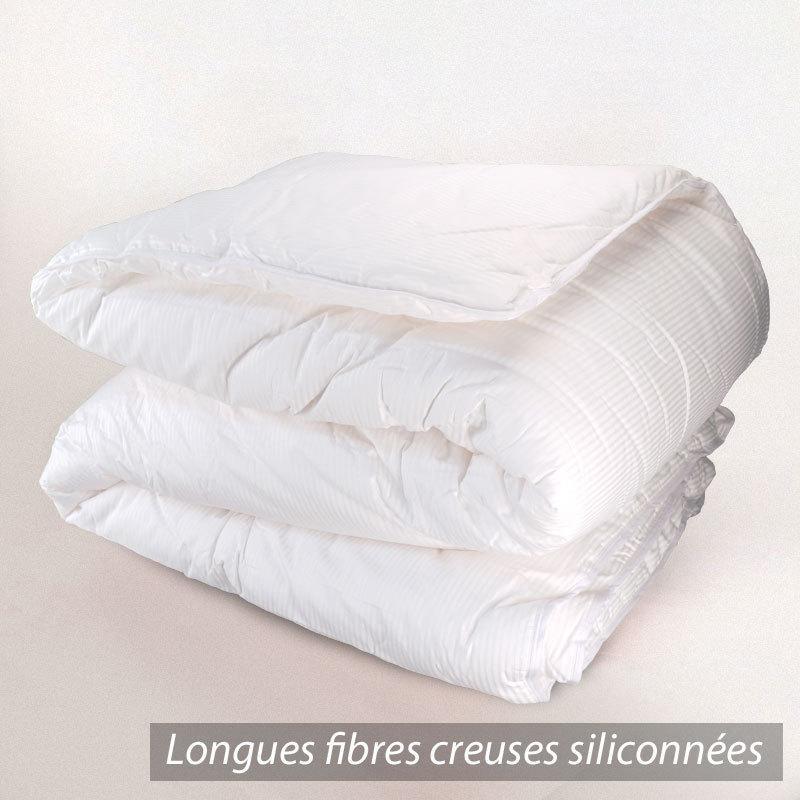 couette 300x240 cm elsa hiver fibre creuse polyester 400. Black Bedroom Furniture Sets. Home Design Ideas