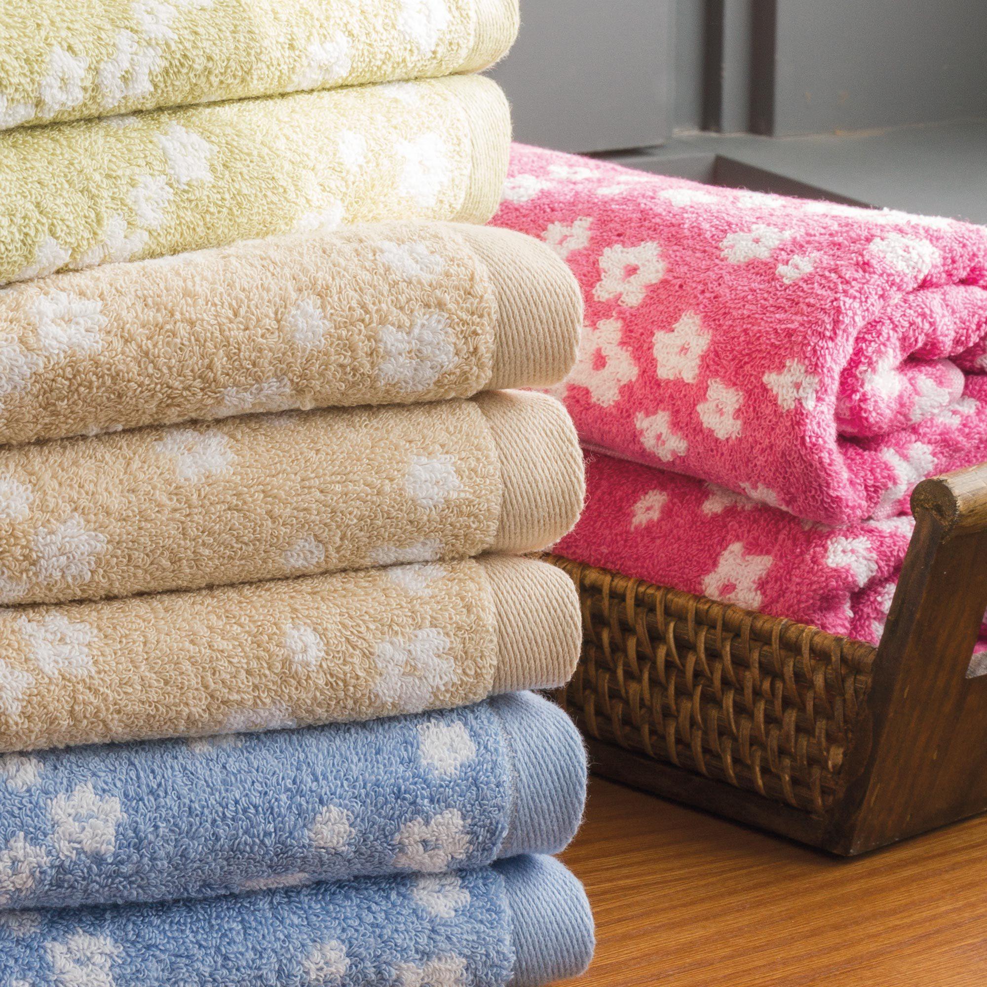 parure de bain 5 pi ces coton facile beige linnea linge de maison et. Black Bedroom Furniture Sets. Home Design Ideas