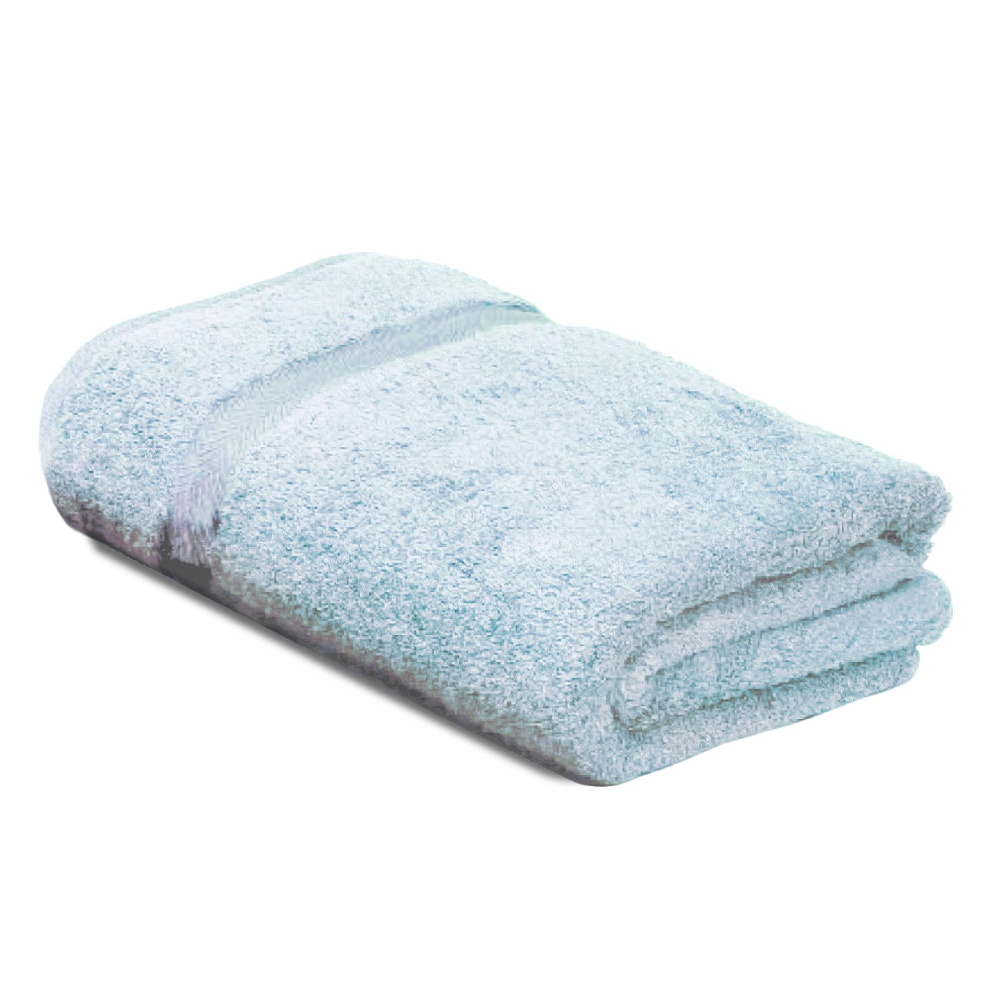 parure de bain 7 pi ces royal cresent bleu p le 650g m2 ebay. Black Bedroom Furniture Sets. Home Design Ideas