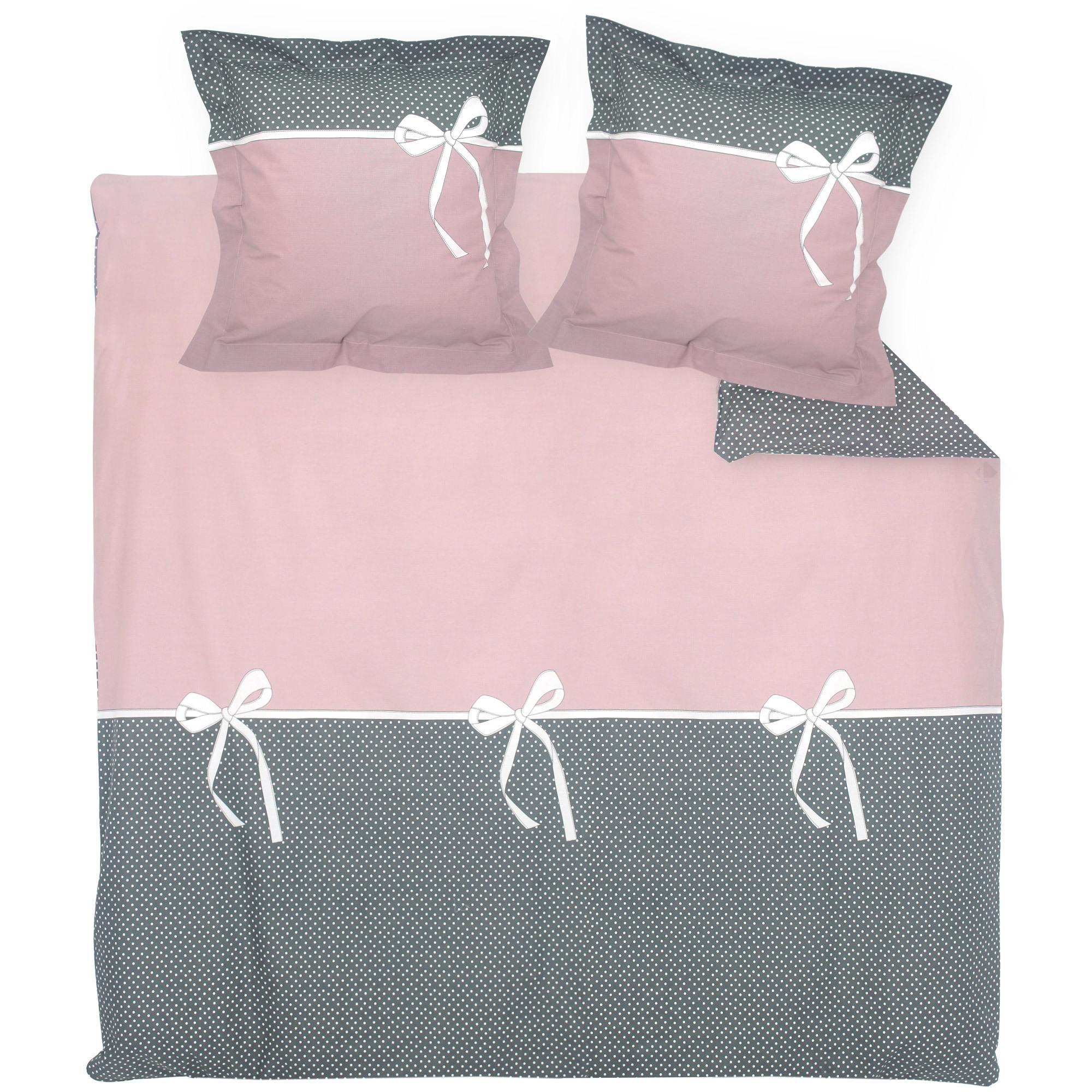 parure de lit 260x240 cm calista linnea linge de maison et. Black Bedroom Furniture Sets. Home Design Ideas