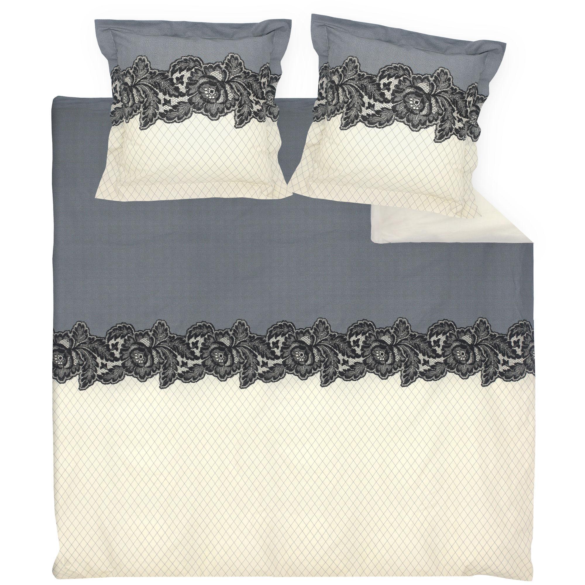 parure de lit 300x240 cm malice linnea linge de maison et. Black Bedroom Furniture Sets. Home Design Ideas