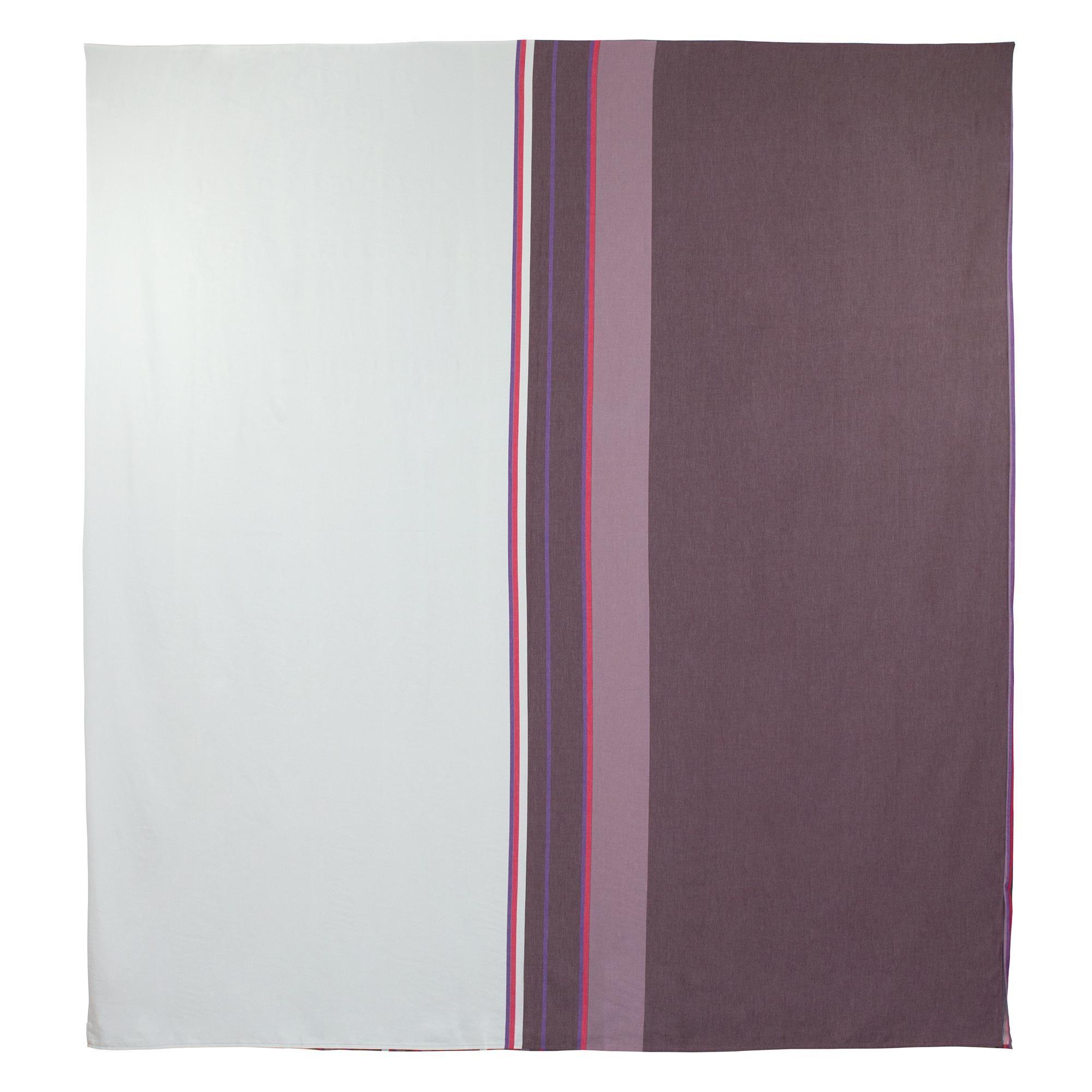 parure de lit 240x220 percale de coton madeleine ebay. Black Bedroom Furniture Sets. Home Design Ideas