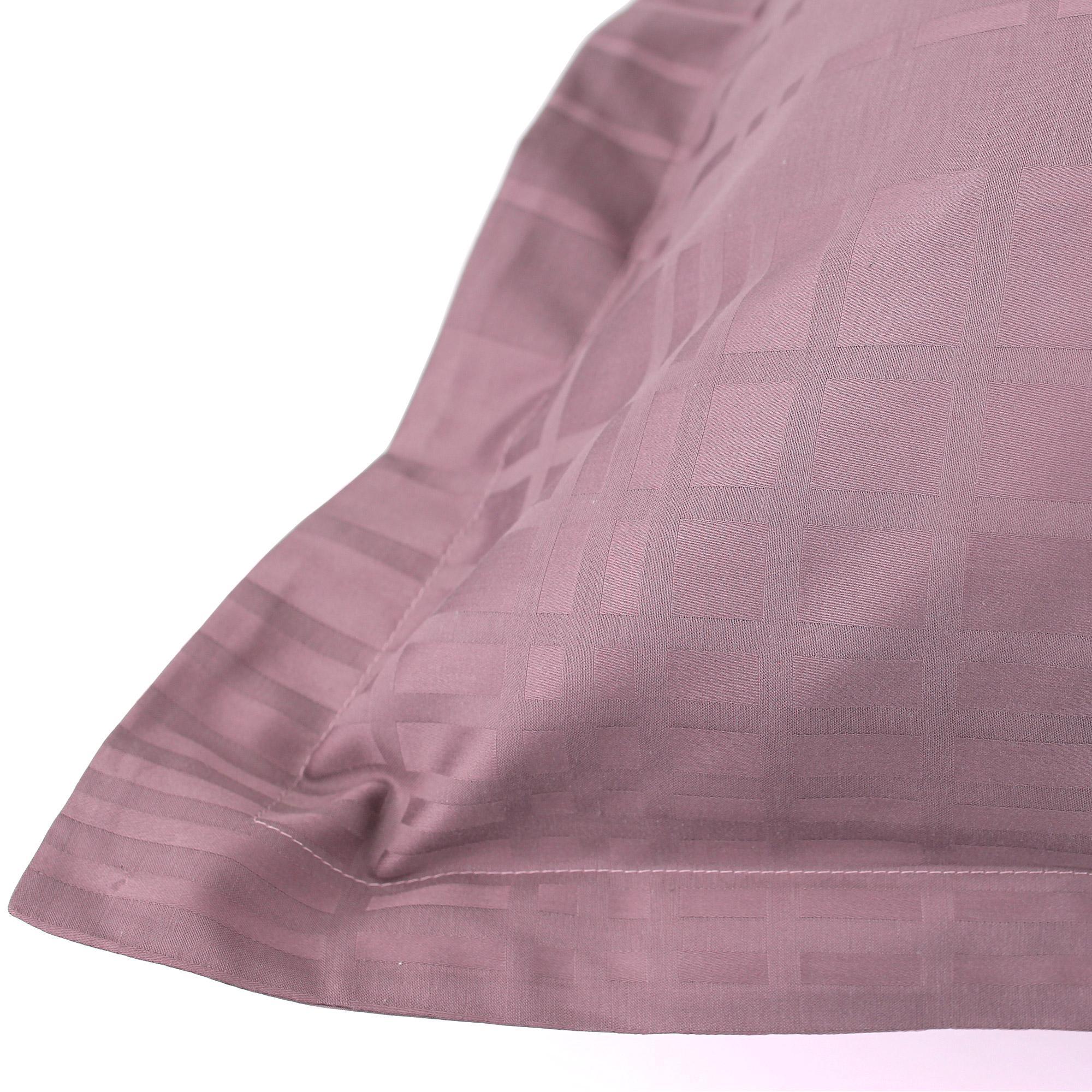 parure de lit satin de coton tiss teint 300x240 cm pigalle linnea linge de maison et. Black Bedroom Furniture Sets. Home Design Ideas