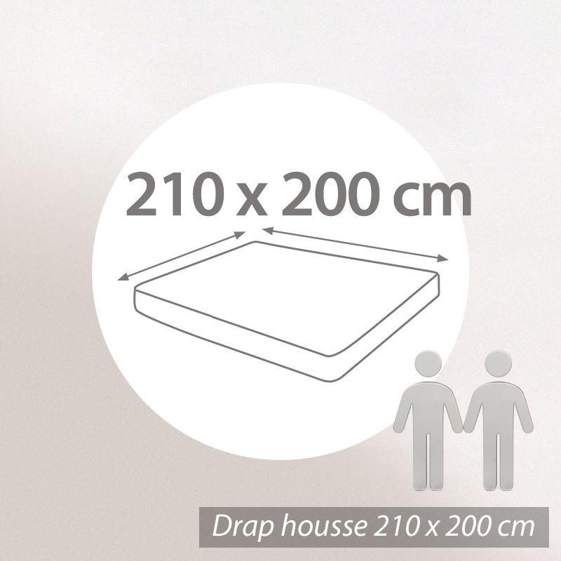 prot ge matelas 210x200 absorbant antonin grand bonnet 30cm linnea linge de maison et. Black Bedroom Furniture Sets. Home Design Ideas