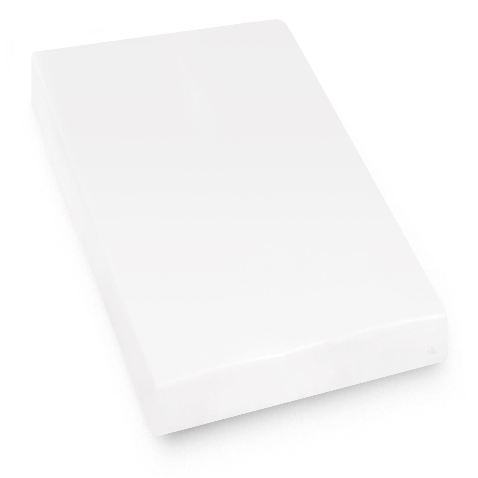prot ge matelas imperm able 110x220 cm bonnet 30cm arnon molleton 100 coton contrecoll. Black Bedroom Furniture Sets. Home Design Ideas