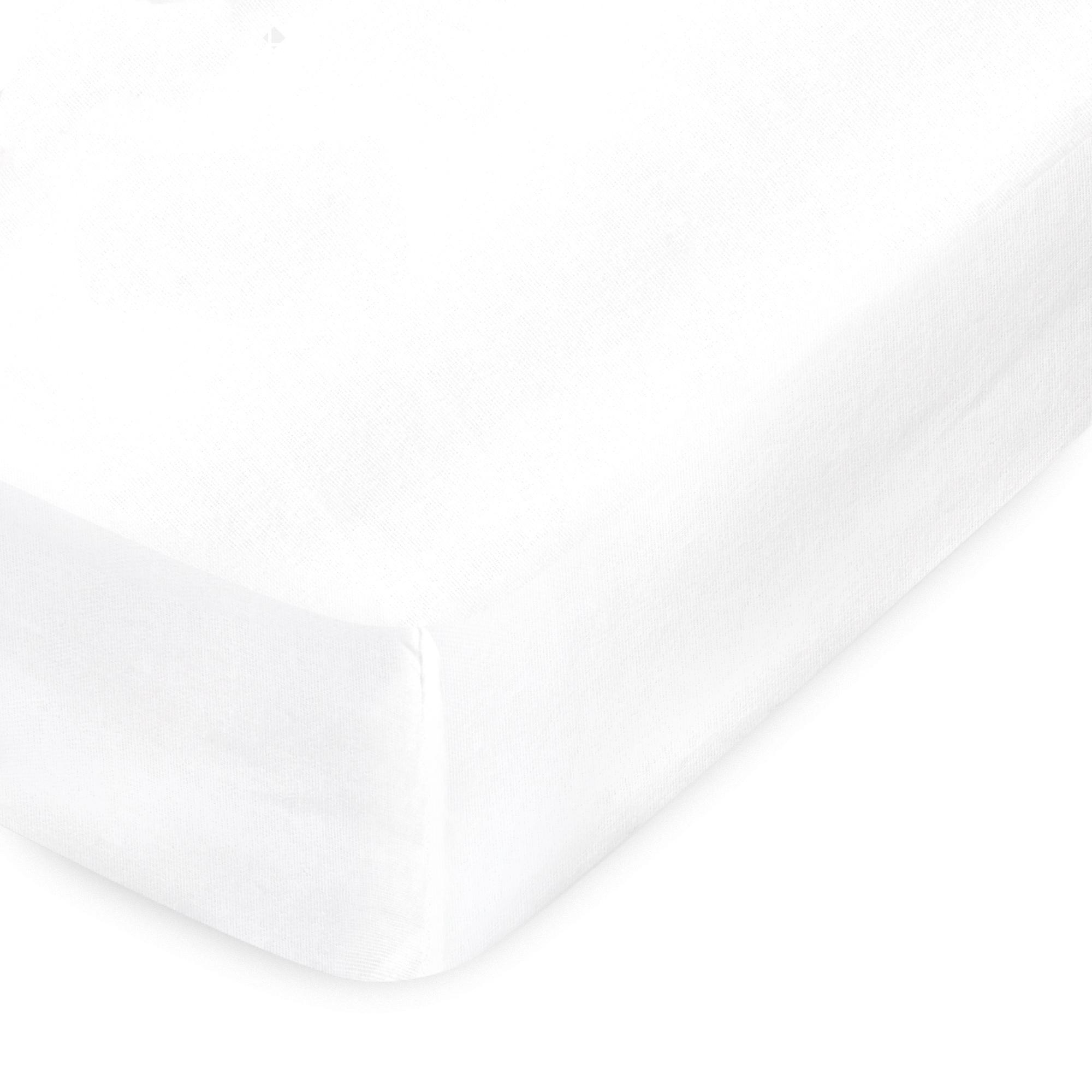 prot ge matelas imperm able 160x200 cm bonnet 30cm arnon molleton 100 coton contrecoll. Black Bedroom Furniture Sets. Home Design Ideas