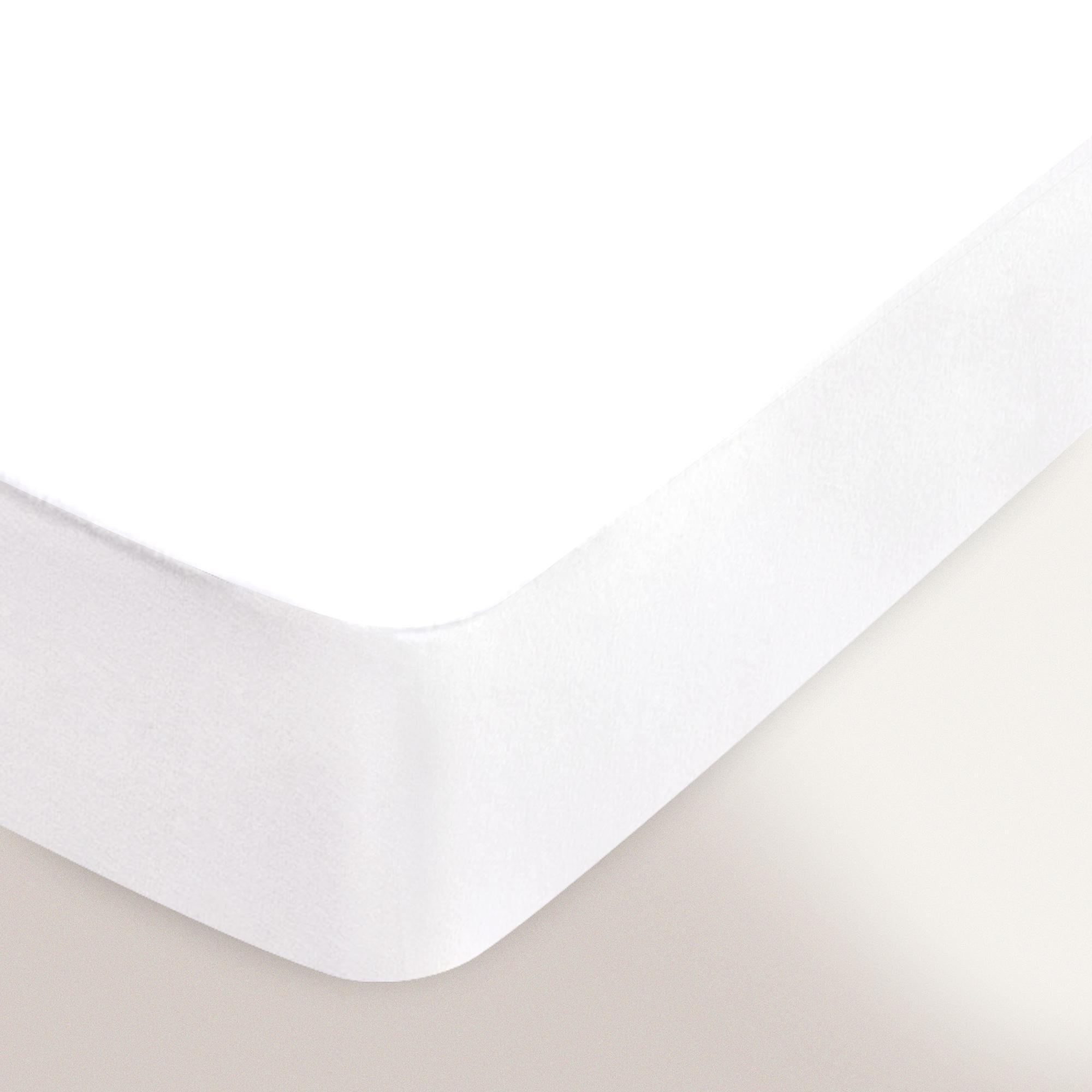 prot ge matelas imperm able 180x200 cm bonnet 23cm arnon molleton 100 coton contrecoll. Black Bedroom Furniture Sets. Home Design Ideas