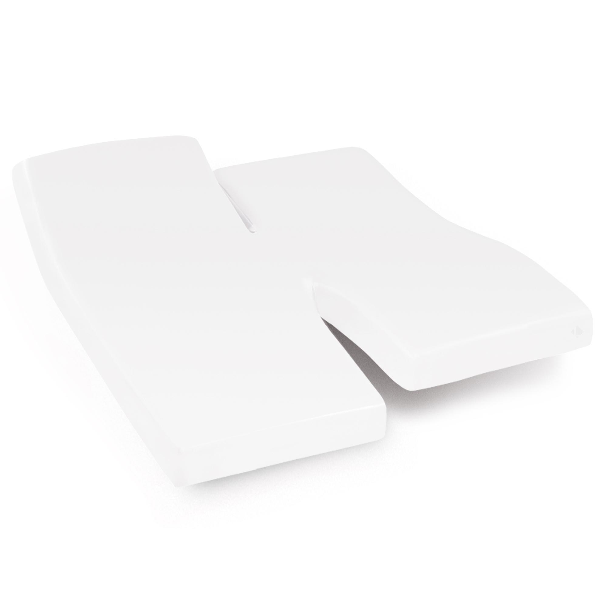 prot ge matelas imperm able 2x70x200 cm lit articul tpr bonnet 23cm arnon molleton 100 coton. Black Bedroom Furniture Sets. Home Design Ideas