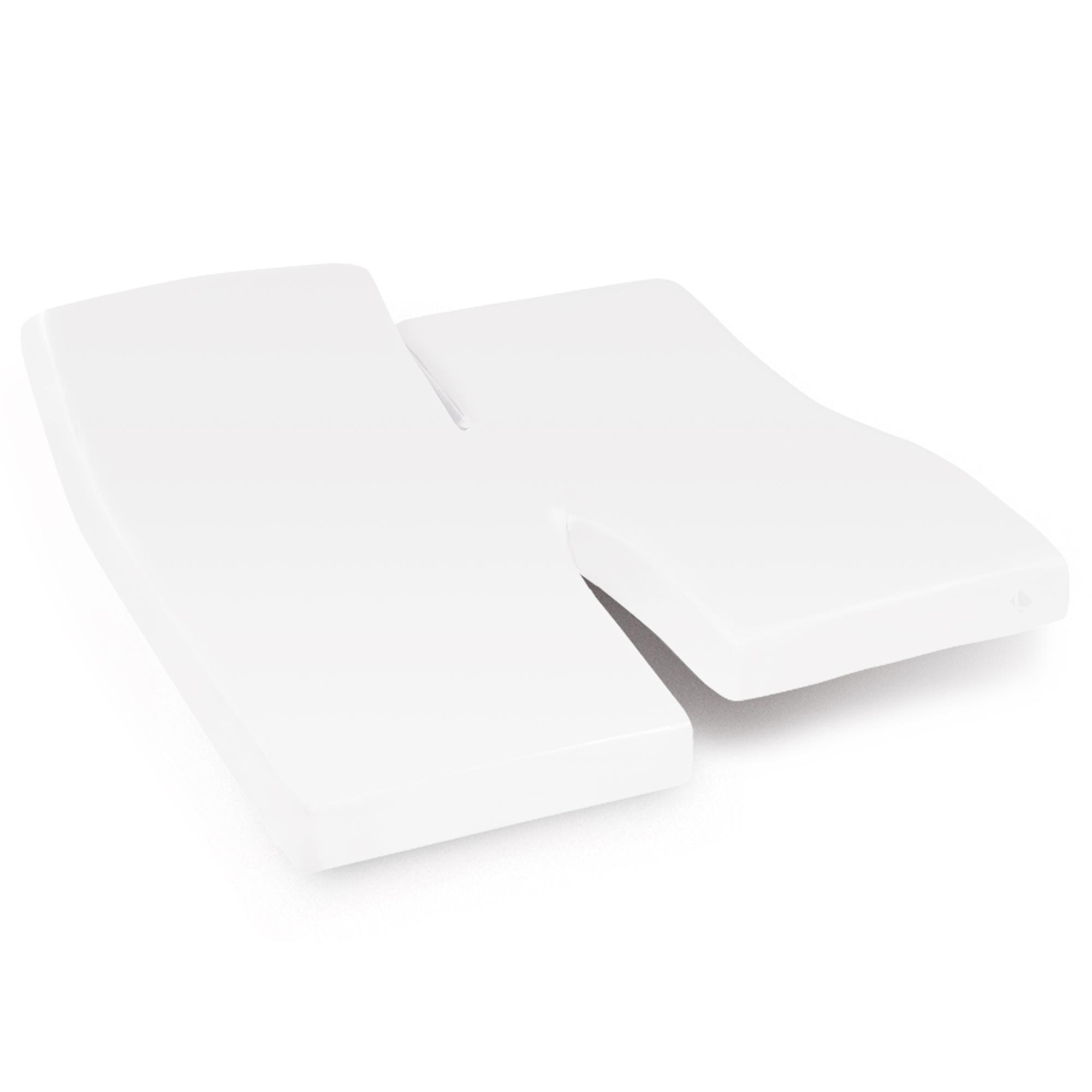 prot ge matelas imperm able 2x80x190 cm lit articul tpr bonnet 30cm arnon molleton 100 coton. Black Bedroom Furniture Sets. Home Design Ideas