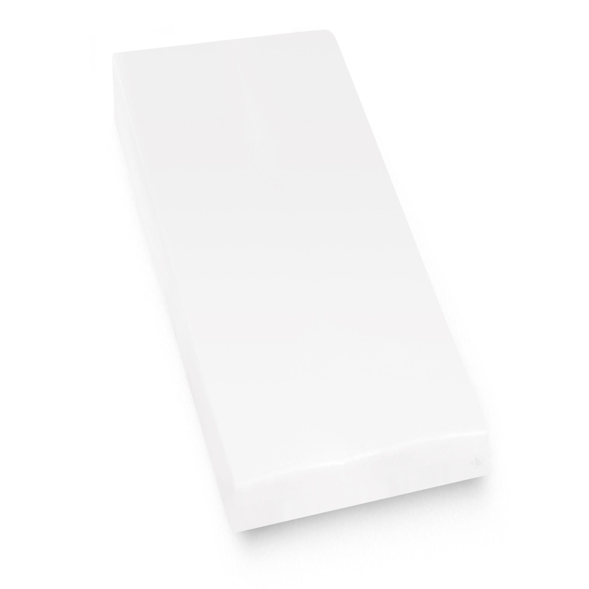 prot ge matelas imperm able 80x200 cm bonnet 30cm arnon molleton 100 coton contrecoll. Black Bedroom Furniture Sets. Home Design Ideas