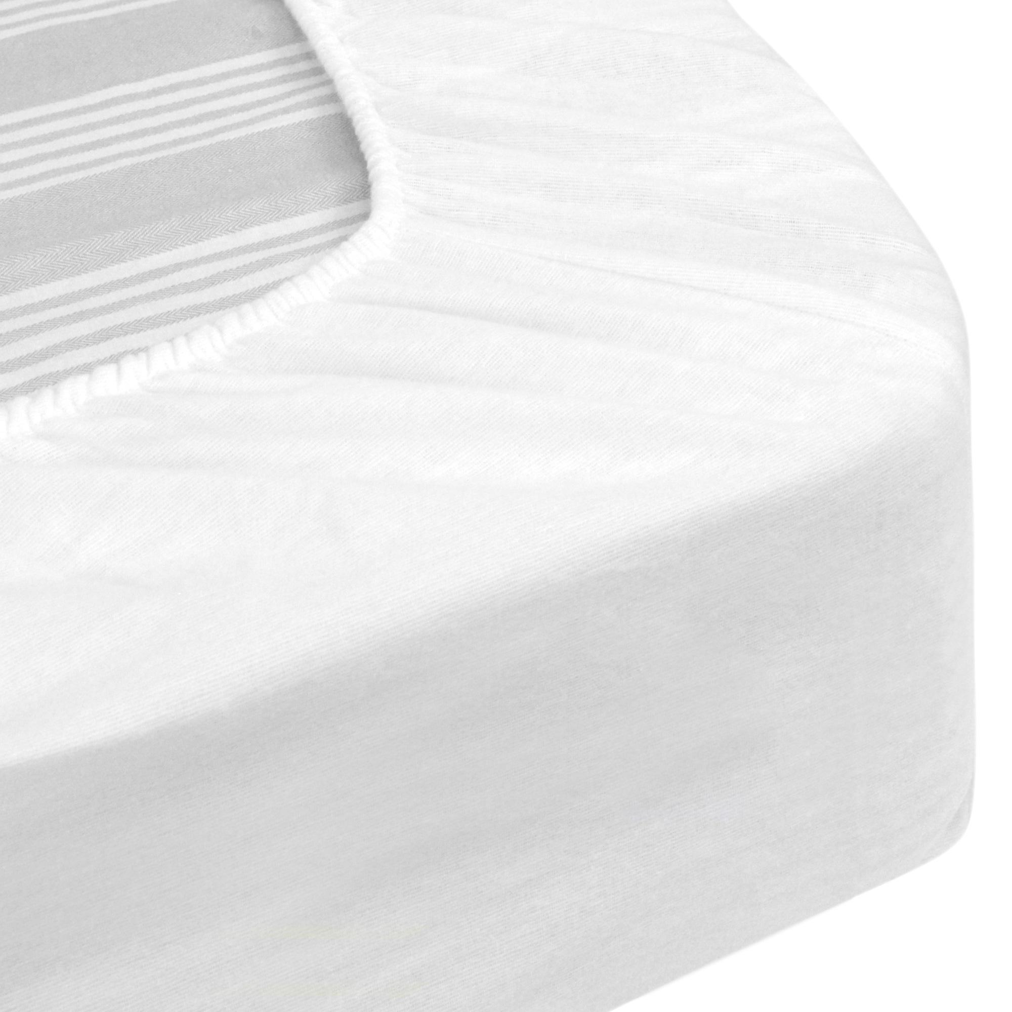 prot ge matelas imperm able 90x220 cm bonnet 40cm arnon molleton 100 coton contrecoll. Black Bedroom Furniture Sets. Home Design Ideas