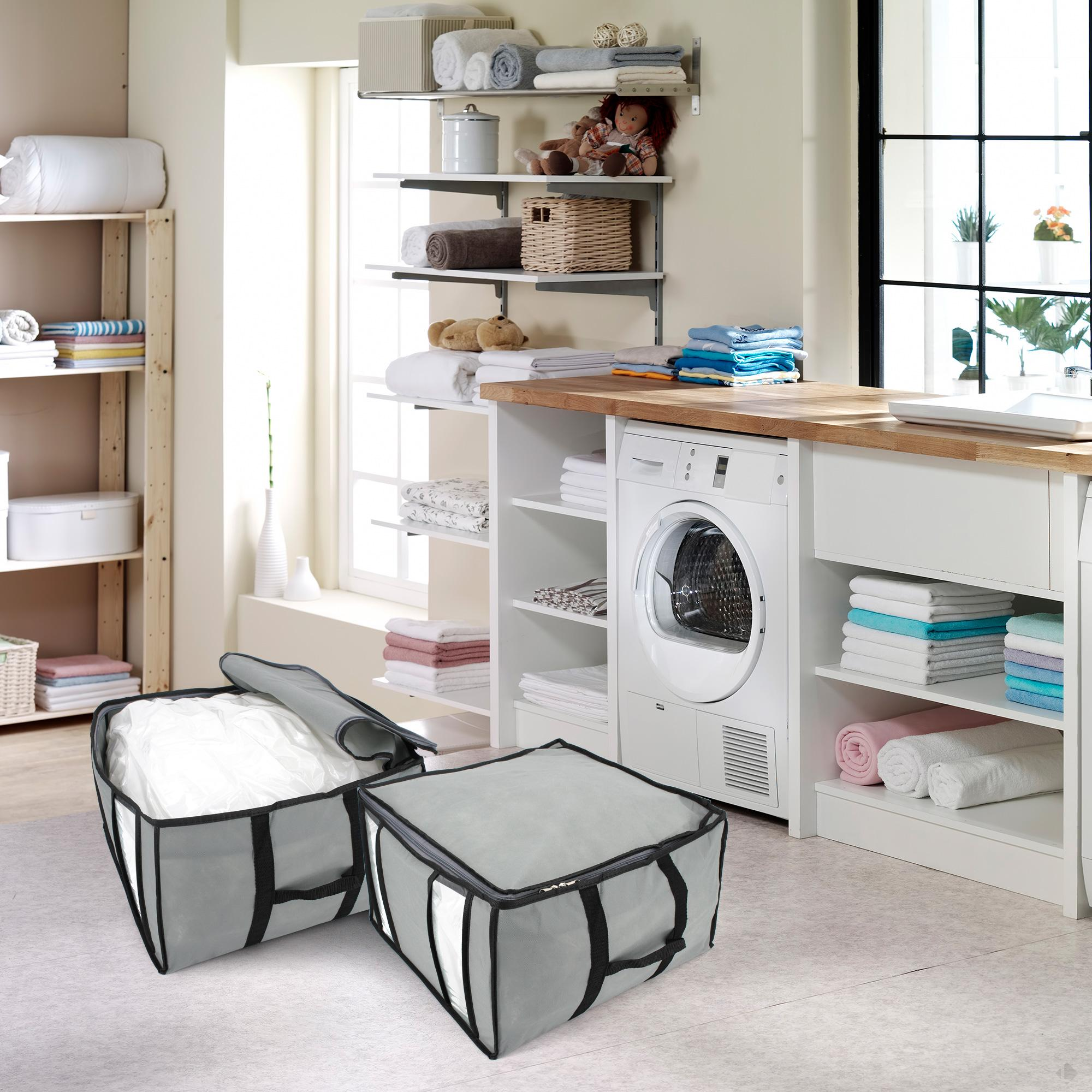 housse vide d air finest housses de rangement vide d air. Black Bedroom Furniture Sets. Home Design Ideas
