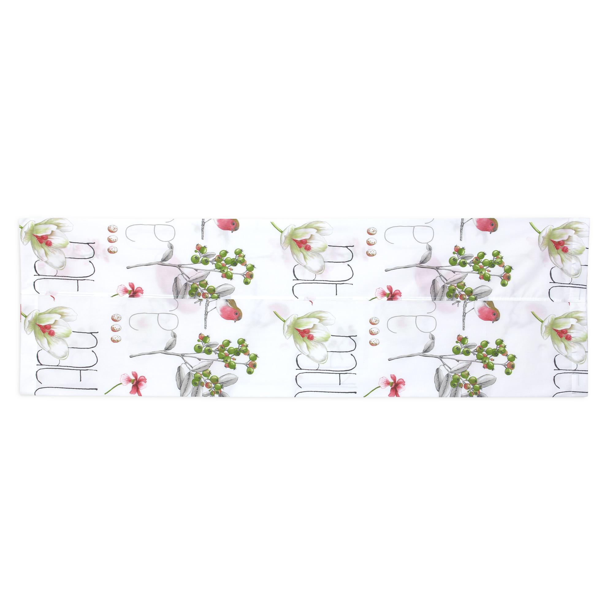 taie de traversin 140x43 cm percale pur coton pure nature blanc linnea linge de maison et. Black Bedroom Furniture Sets. Home Design Ideas