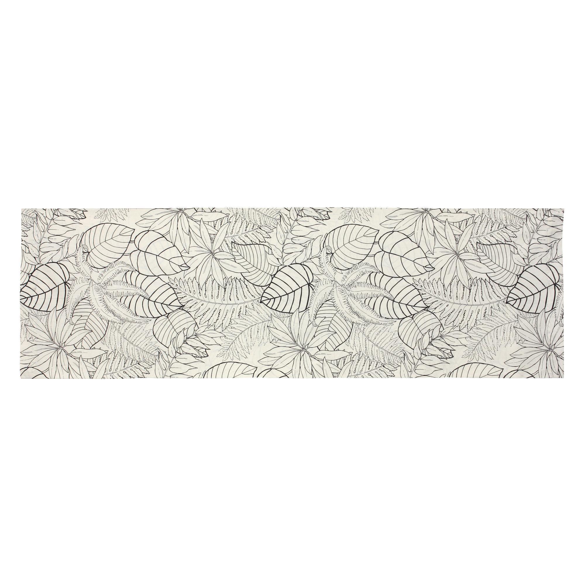 taie de traversin 200x43 cm 100 coton natura ecru linnea linge de maison et. Black Bedroom Furniture Sets. Home Design Ideas