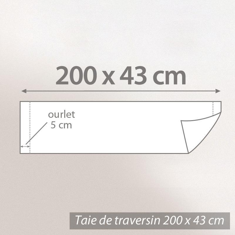 Taie De Traversin 160