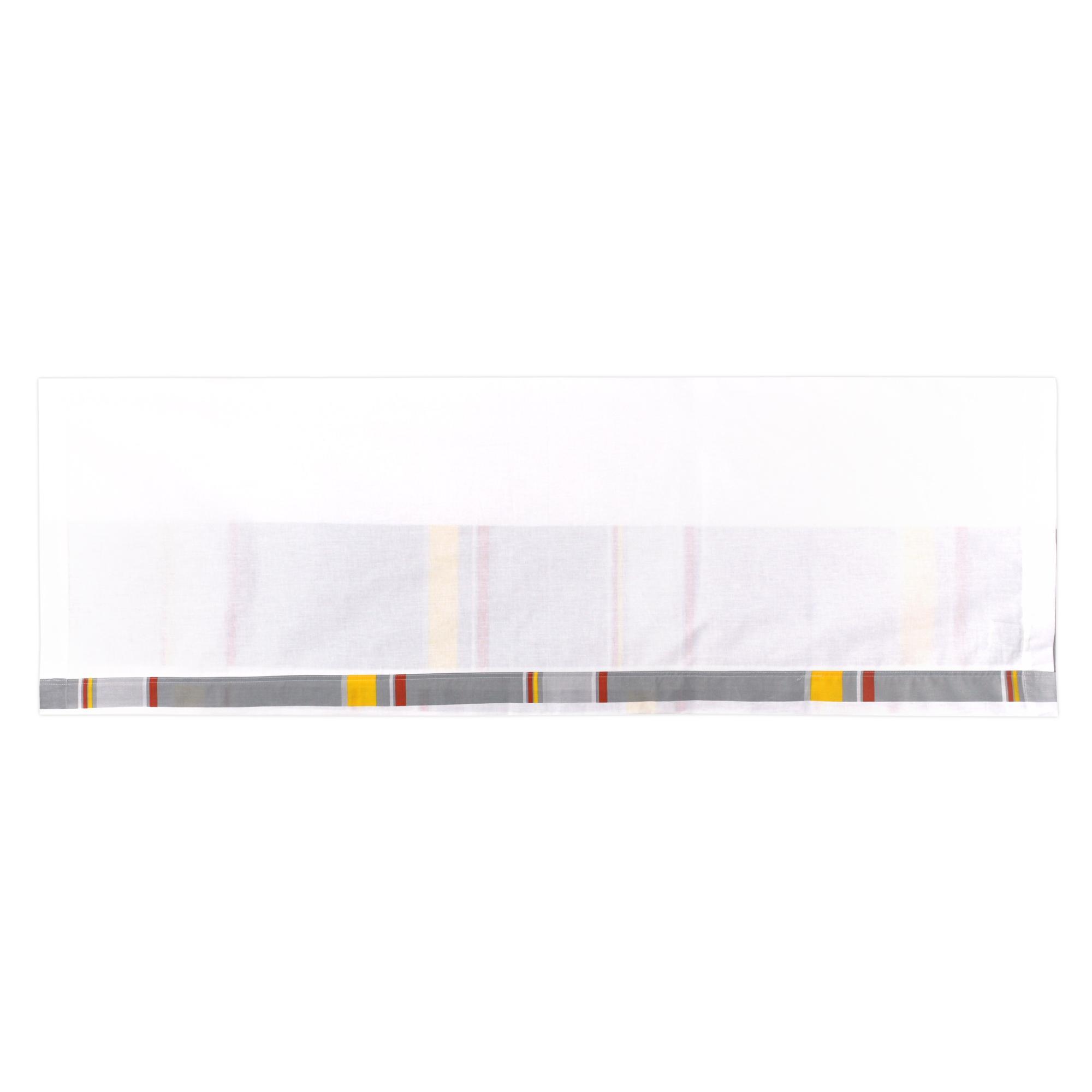 taie de traversin 200x43 cm 100 coton zeste linnea linge de maison et. Black Bedroom Furniture Sets. Home Design Ideas