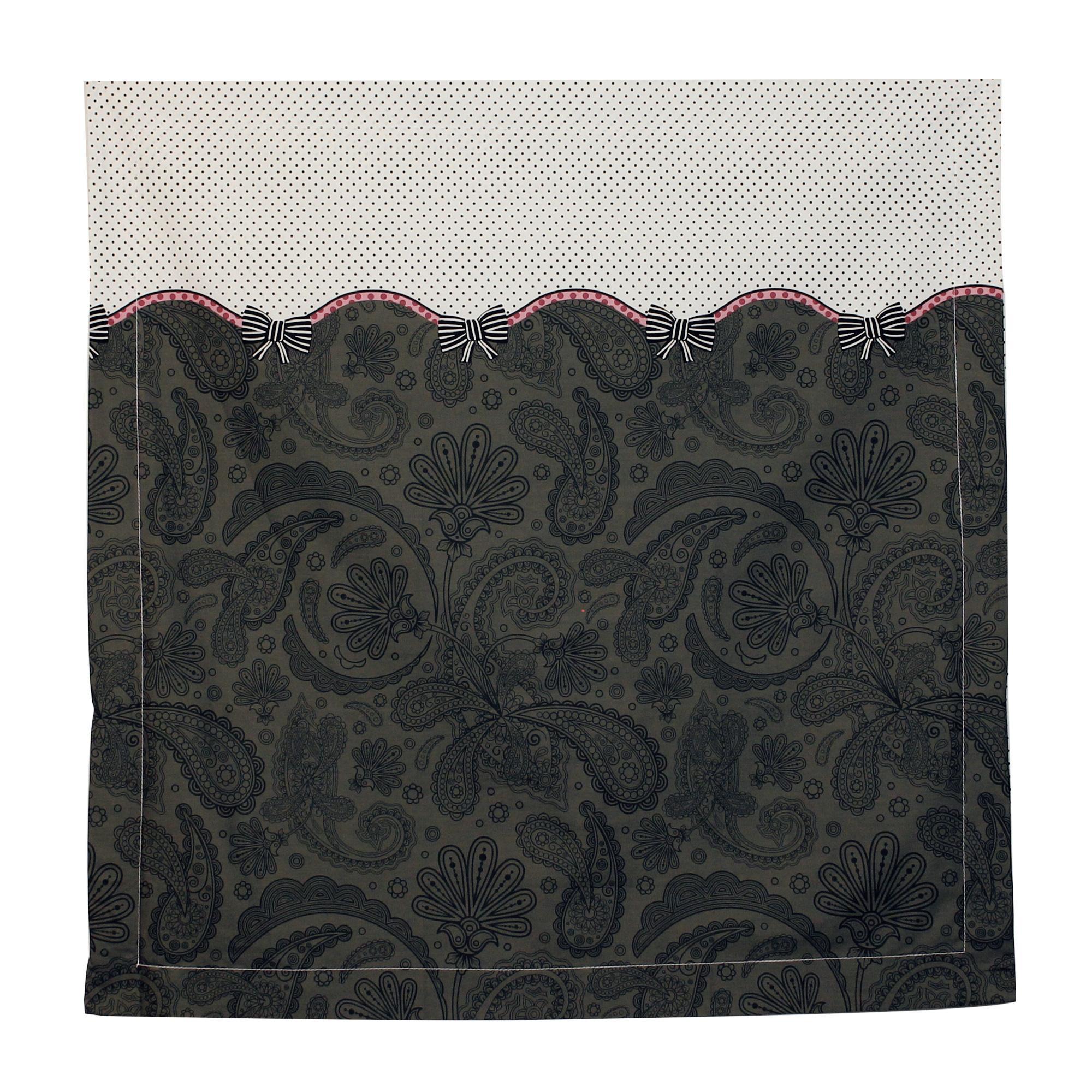 taie d 39 oreiller 65x65 cm percale pur coton sensuel. Black Bedroom Furniture Sets. Home Design Ideas