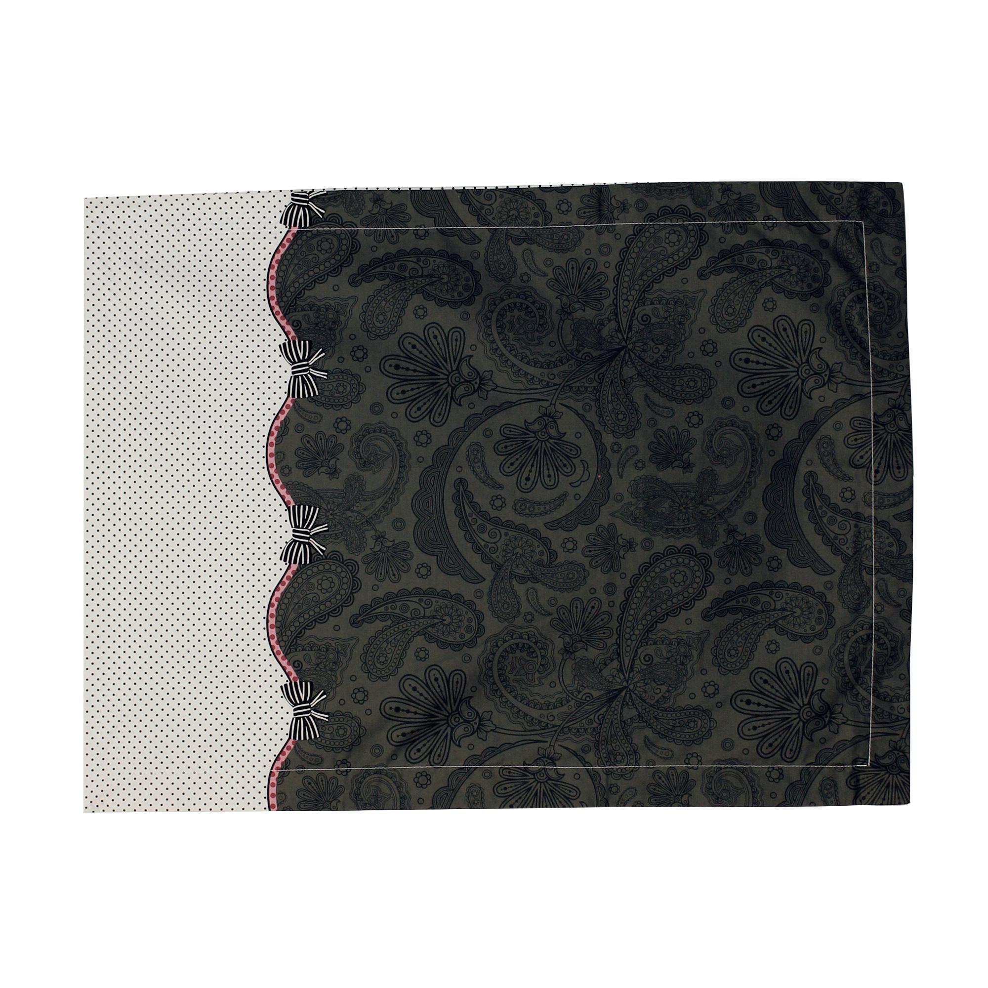 taie d 39 oreiller 70x50 cm percale pur coton sensuel picclick fr. Black Bedroom Furniture Sets. Home Design Ideas
