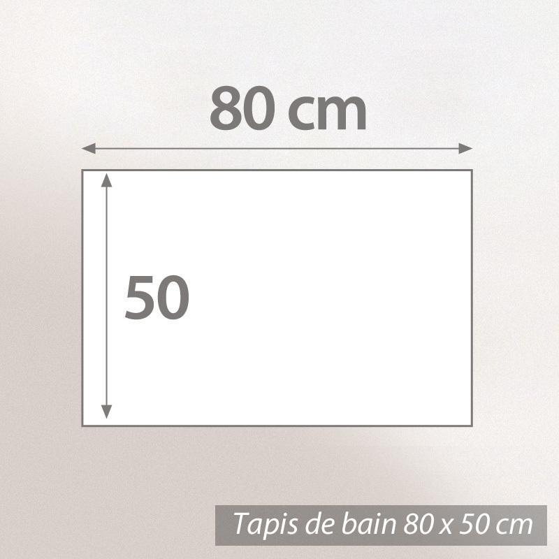 Tapis-de-bain-50x80-ROYAL-CRESENT-Rouge-Terre-Cuite-850g-m2