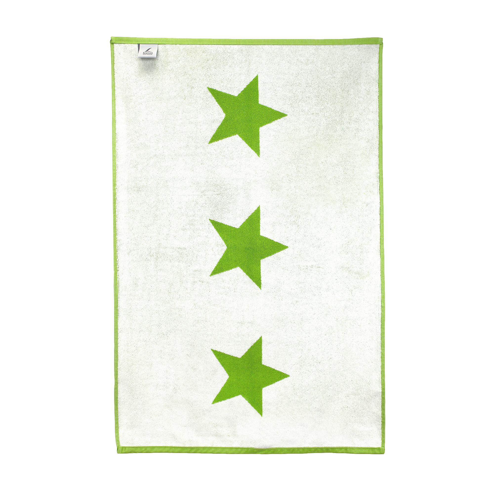 Tapis De Bain 60x90 Cm 100 Coton 700 G M2 Stars Vert Ebay