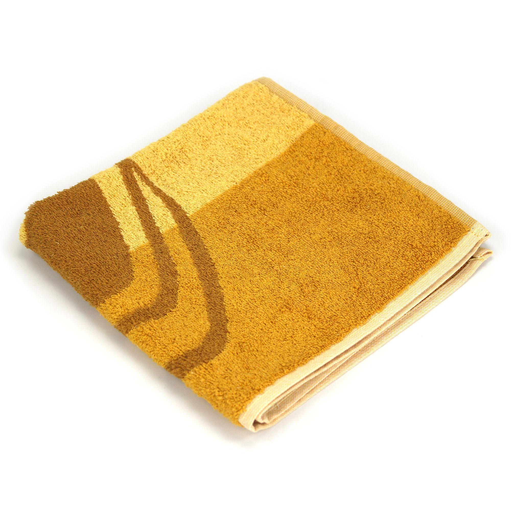 torchon de cuisine ponge 50x50 cakes jaune ebay. Black Bedroom Furniture Sets. Home Design Ideas