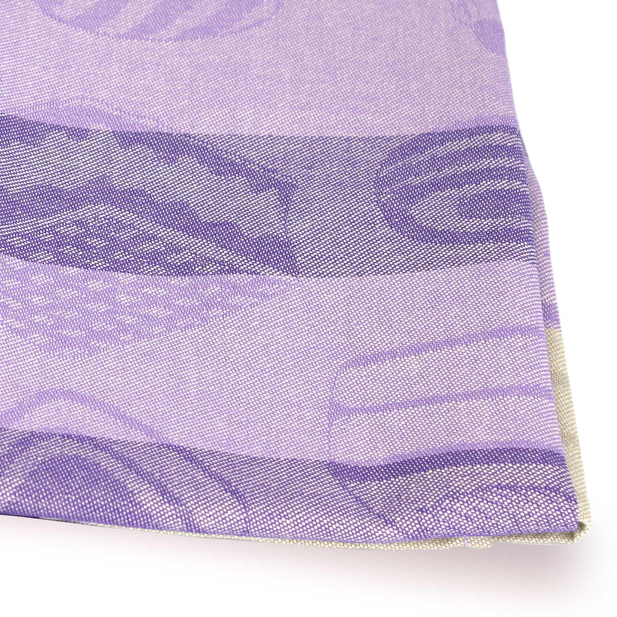 torchon de cuisine toile 50x70 cm cakes violet linnea linge de maison et. Black Bedroom Furniture Sets. Home Design Ideas