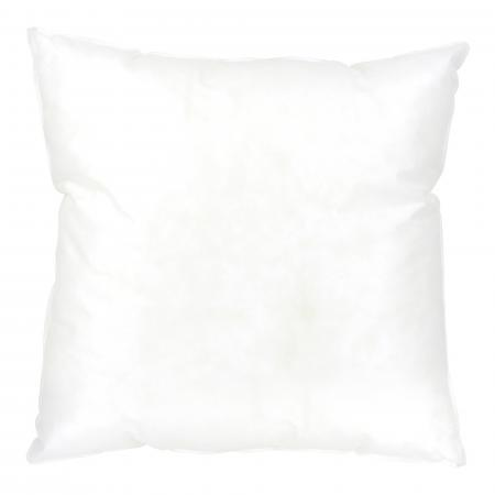 Coussin à recouvrir 60x60 cm, garnissage Fibres polyester - coussin Malin