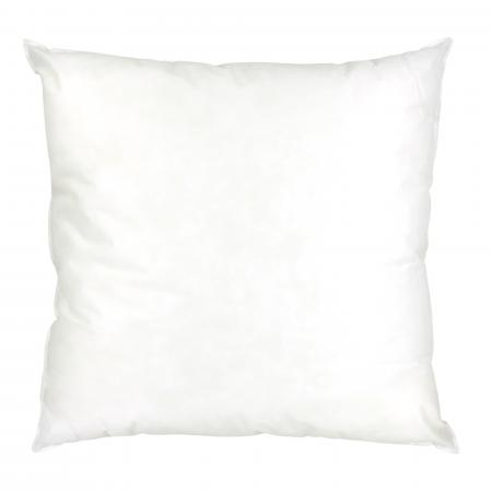 Coussin à recouvrir 65x65 cm, garnissage Fibres polyester - coussin Malin