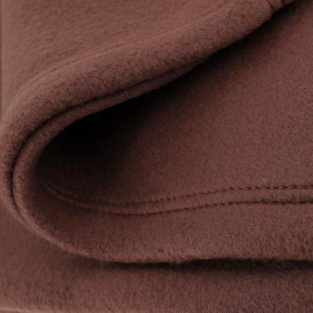 Linnea Couverture Polaire 240x260 cm Isba Sable 100/% Polyester 320 g//m2 trait/é Non-feu