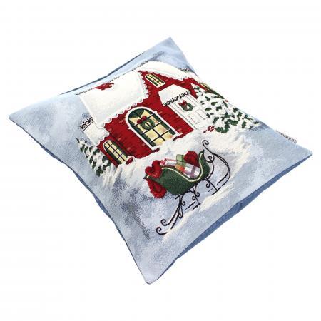 Coton a Erthome Housse de coussin en coton avec imprim/é de dessin anim/é Sunmer Time 18x18 inch /& 45x45cm 45 x 45 cm