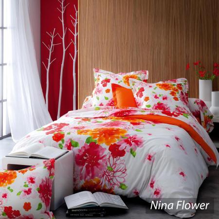 Parure de lit NINA FLOWER