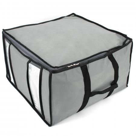 housse de rangement en toile et housse vide d 39 air 125l. Black Bedroom Furniture Sets. Home Design Ideas