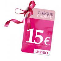 Chèque cadeau 15€
